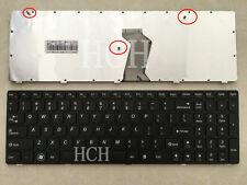 New Lenovo Ideapad P580 P585 G580 G580A G585 Z580 Z585 N580 keyboard US Black