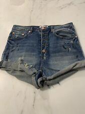 ONE TEASPOON Lover Shorts Size 26 BNWT