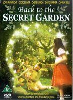 Back To The Secret Garden -Joan Plowright, Cherie NEW SEALED UK REGION 2 DVD PAL