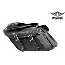 Motorcycle Saddlebags For Harley Davidson Dyna's Holster Waterproof Riding Bag