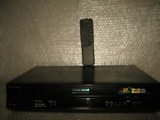 Panasonic NV-FJ 626 EG-K  VHS Videorekorder, HiFi, Super Longplay