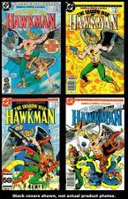 Shadow War of Hawkman, The 1 2 3 4 DC 1985 Complete Set Run Lot 1-4 VF/NM