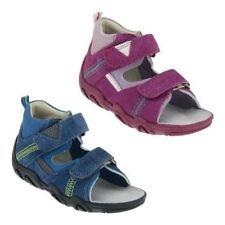 Sandales moyen en cuir pour garçon de 2 à 16 ans