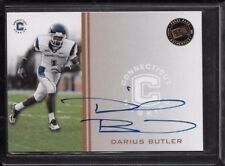 2009 PRESS PASS AUTOGRAPH ROOKIE DARIUS BUTLER  HUSKIES MINT!!!