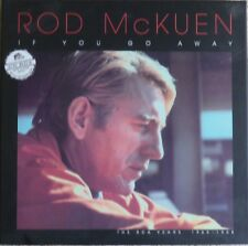 Autographed Rod McKuen If You Go Away The RCA Years 1965-1968 7 CDs Book & Photo