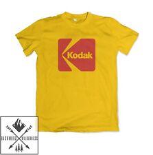 Retro KODAK Logo Vintage Film Camera Photography Hipster Gift T shirt
