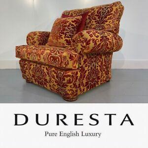 RRP £1999-(Current Model) Beautiful Large Duresta Waldorf Handmade Armchair