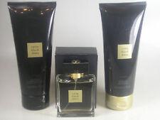 Avon LITTLE BLACK DRESS FOR WOMEN 3 Pc.GIFT SET- PARFUM, LOTION, SHOWER GEL NEW
