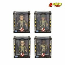 Loyal Subjects Ghostbusters Wave 1 Set of Four Vinyl Figures (Peter, Ray, Egon)