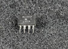 Motorola MC1455P Monolithic Timing Circuit IC'S DIP-8