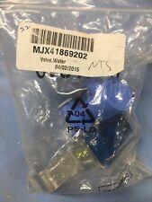 * MJX41869202 LG Valve Assembly Water Genuine OEM