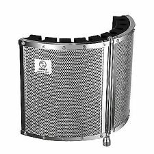 Neewer Foldable Microphone Acoustic Isolation Shield With Lightweight Metal