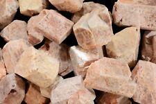 "Microcline Crystal 1 1/2"" 2 Oz Feldspar Rocks Minerals Specimen Healing Crystals"