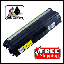 Brother Genuine TN-443Y Yellow Toner Cartridge - 4000 Pages