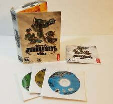 Unreal Tournament 2003 PC CD-Rom 2002 windows first person action shooter game