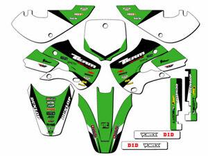 2000-2020 Kawasaki KX 65 KX65 Grafik Aufkleber 2019 2018 2017 2016 2015 2014