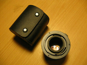 VIVITAR AUTO TELECONVERTOR 3X-21 , I DONT KNOW MOUNT , VGC WITH CASE , 14 DAY GT