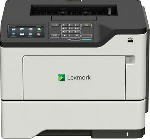 Lexmark M3250, Mono A4 Printer Very Low Count About 6K High Toner 100% WARRANTY