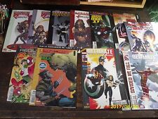 Lot Ultimates HS Marvel France