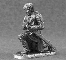 Toy Tin Soldier Medieval Knight Miniature 1/32 scale Figure 54mm Metal