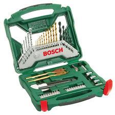 Bosch 2607019327 50 Pieces X-line Titanium Set