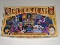 Vintage 13 DEAD END DRIVE Game 1993 Milton Bradley 100% Complete UNUSED & MINT