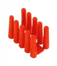 Wallplug Red Pack Of 100