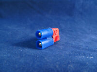 New EC3 Male to Deans Female T-Plug No Wire Adapter EC-3 T Battery wireless