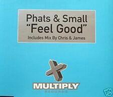 Phats & Small Feel Good 3 Mixes CD Single