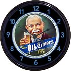 West Bend Lithia Brewing Co Beer Tray Wall Clock West Bend WI Ale Lager Man Cave