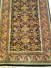 "Luxury Hand Knotted 20 feet long Runner New Zealand Wool Rug 238"" x 30"""