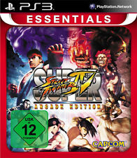 Sony PS3 Playstation 3 Spiel * Super Street Fighter IV 4 Arcade Edition *NEU*NEW
