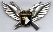 101st Airborne Vietnam 1st Style Air Assault Badge #1