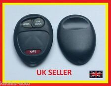 GMC HUMMER H3 REMOTE KEY BUICK CHEVROLET FOB CASE SHELL KEYLESS ENTRY 3 BUTTONS