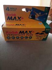 Kodak Max Versatility Plus 800 Film 3 of 4 pack
