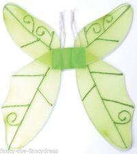 Ailes, queues, oreilles et nez vert pour déguisements et costumes