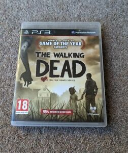 THE WALKING DEAD Sony Playstation 3 PS3 With Manual PAL UK