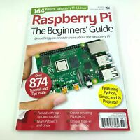 Raspberry Pi The Beginners' Guide Volume 37 Spring 2020 NEW