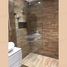 1200*2000mm 10mm Frameless Safety Glass Shower Panel with Shelf-*free quotation*