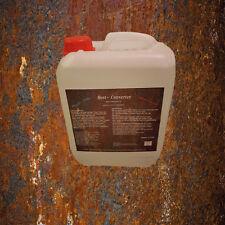 Rost Converter Rostentferner Rostumwandler Rostlöser Entroster 5 Liter