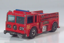 Hot Wheels BW Fire Eater Engine Pumper Hose Truck Die Cast Scale Model Malaysia