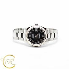 Rolex Oyster Perpetual Datejust 31MM Stainless Steel 178274