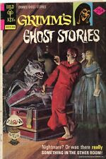 Grimm's Ghost Stories #18 GD 2.0 Gold Key 1974 See My Store