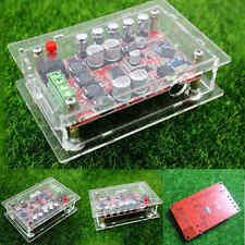 TDA7492P 2*50W Bluetooth 4.0 Audio Receiver Digital Amplifier Board+Case