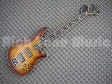 Schecter Omen Extreme 4 Bass Guitar - Vintage Sunburst