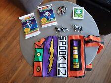 Vintage toy lot Football Halloween Power Rangers Horse Pony Sea Monkey Spooky