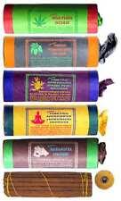 Räucherstäbchen 5er Set Tibetan Wild Flora-Frank-Spikenard-Mokchhya-Kamasutra