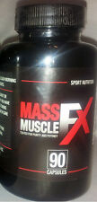Mass Muscle FX New & Sealed.. Pre workout/testosterone boost/strength,muscle