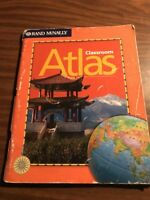Rand McNally Classroom Atlas 2007 Paperback Book