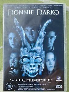 Donnie Darko DVD Movie. Free Postage. Rated M15+. 113 Minutes Duration.